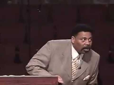 Tony Evans - The Rebel God Used