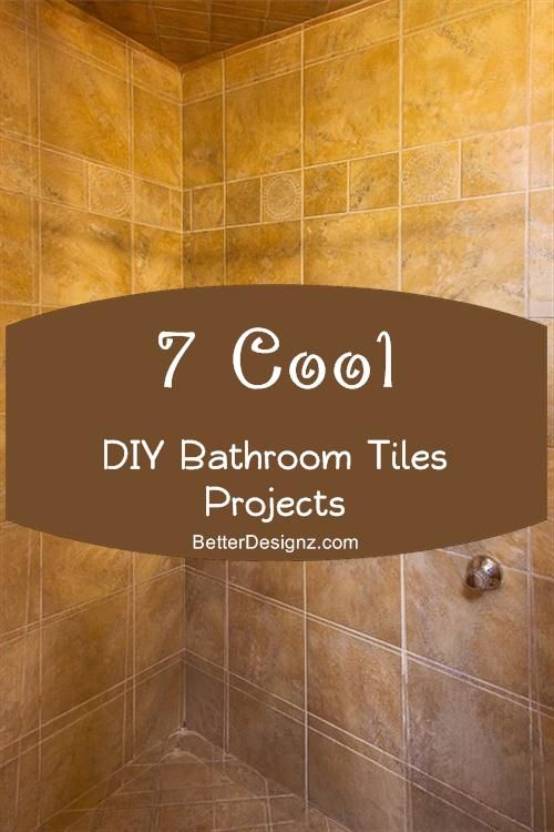 Choosing the right type of tiles for your bathroom can be quite ...