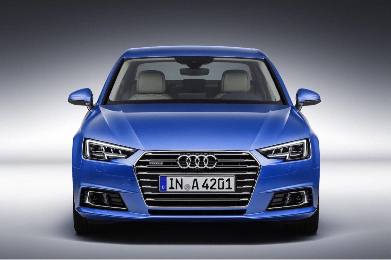 2017 Audi A4 Audi a4, Audi, Bmw new cars