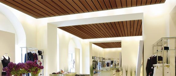 acoustical wood ceilings | des biophilia board | pinterest