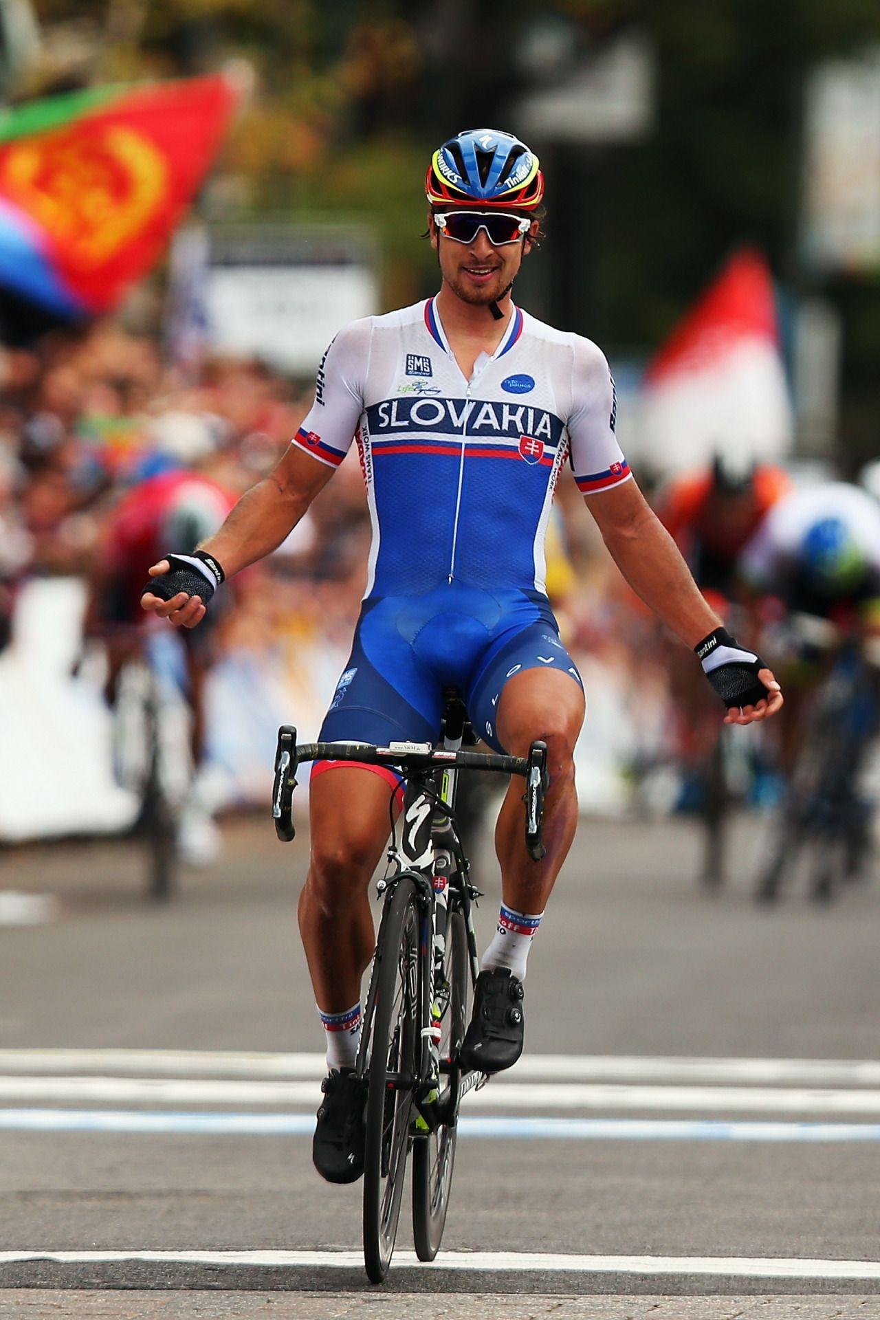 Peter Sagan Word Champion 2015 Richmond | Tinkoff Team ...