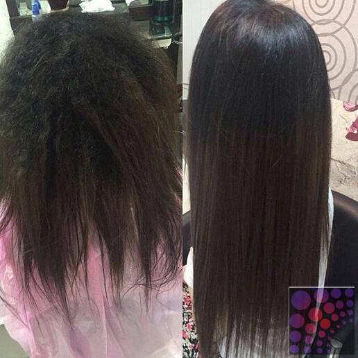 بروتين لعلاج الشعر التالف والمتقصف Long Hair Styles Hair Beauty