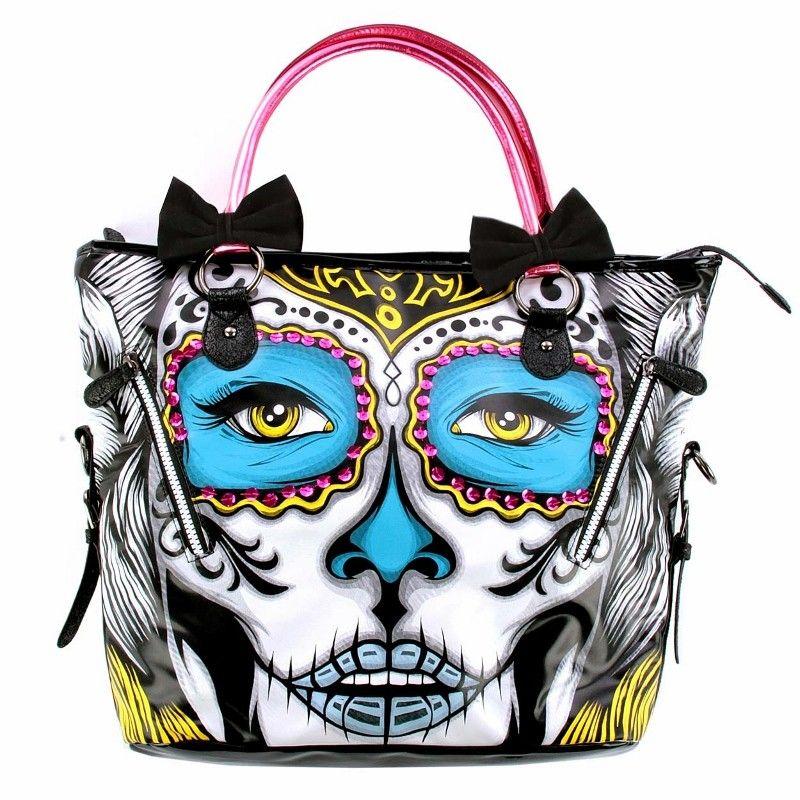 Style Addiction - Iron Fist Lady Killer Handbag, $44.99 (http://www.styleaddiction.com/iron-fist-lady-killer-handbag/)