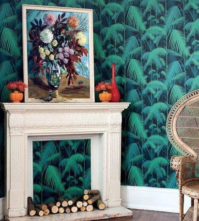 Cole Son Wallpaper Palm Jungle 95 1003 Carta Da Parati Tropicale Carta Da Parati Decorazioni Cole and son wallpaper australia