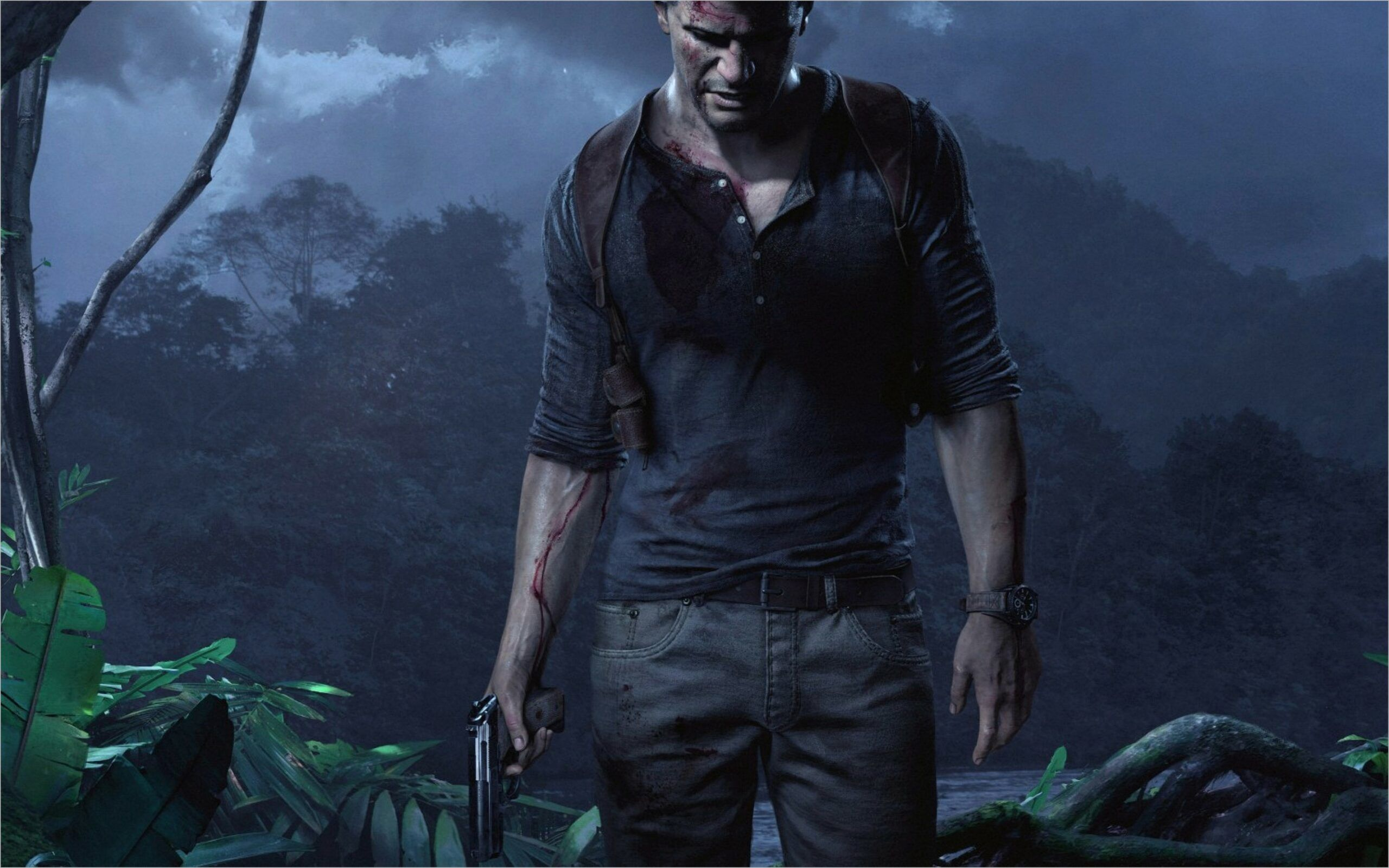 Nathan Drake Wallpaper 4k In 2020 Drake Wallpapers Nathan Drake Wallpaper