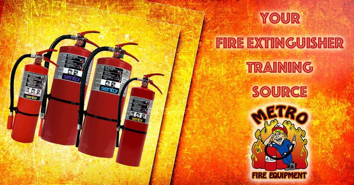 Fire Protection Equipment and Fire Safety.. That's Metro