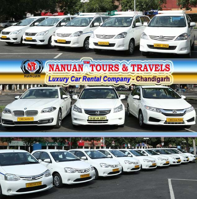 Luxury Car Rental Company For North India Tourist Places For