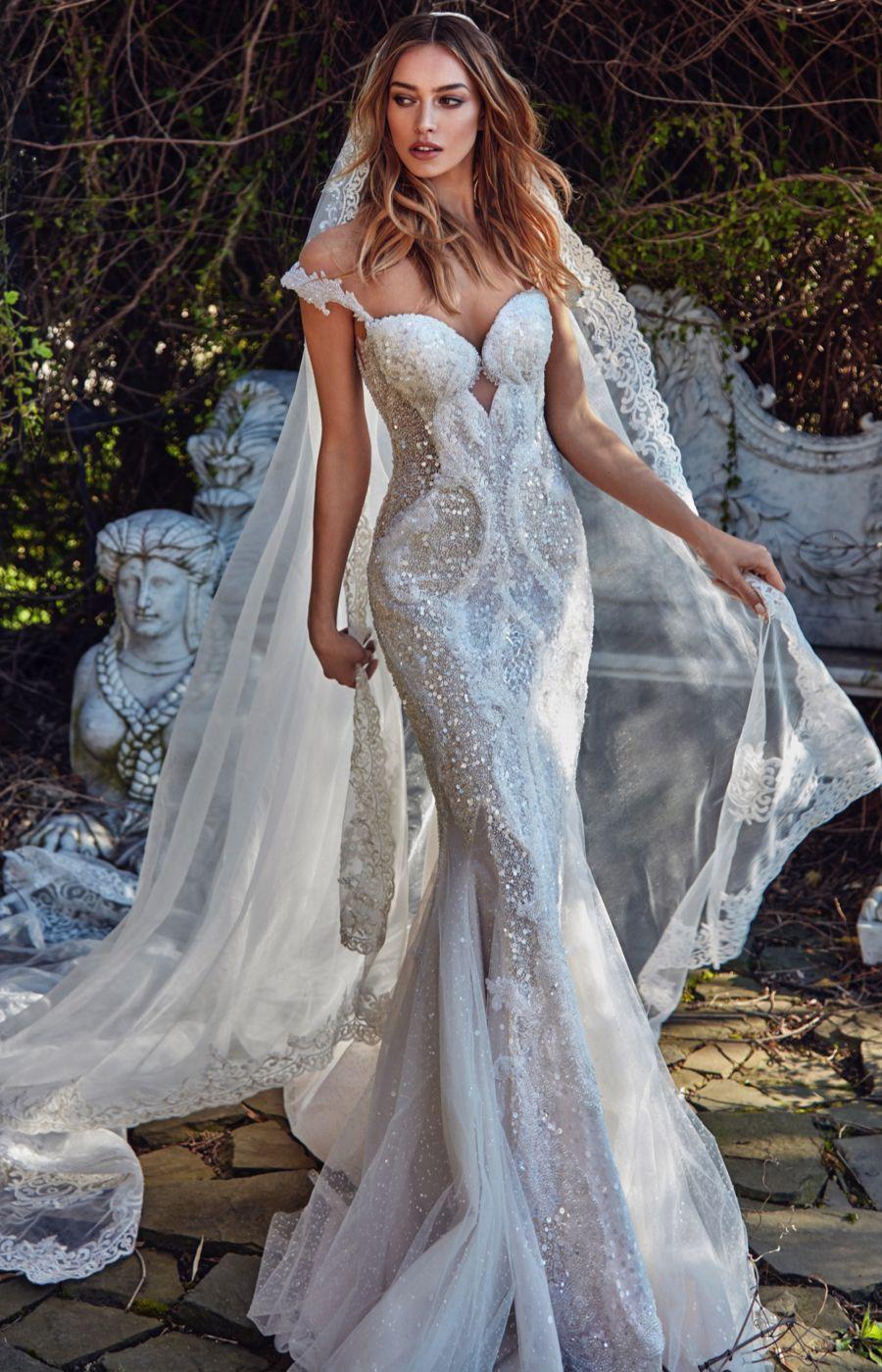 The seriously stunning 2017 Galia Lahav bridal collection | De novia ...