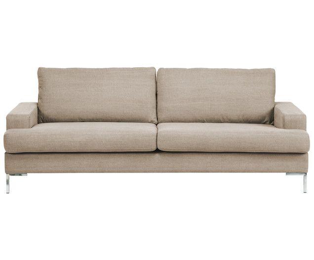 Sofa Milano (2-Sitzer) Jetzt bestellen unter   moebel - wohnzimmer sofa braun