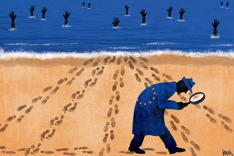 Vasco Gargalo (2016-06-12) Refugee crisis in the Mediterranean