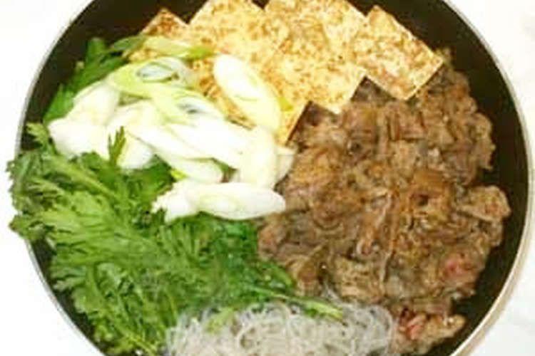 の レシピ すき焼き タレ