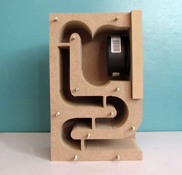 Amazing Diy Speaker Cabinets 11 Diy Full Range Bookshelf Speaker