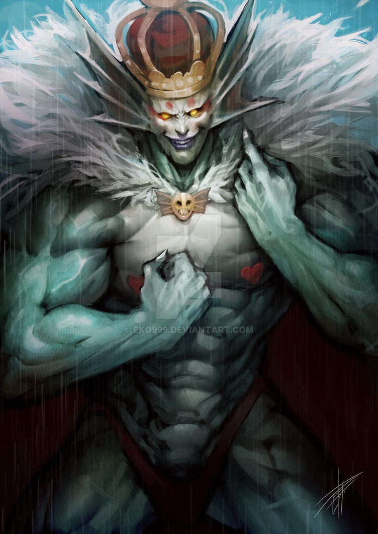 Deep Sea King by eko999.deviantart.com on @DeviantArt ...
