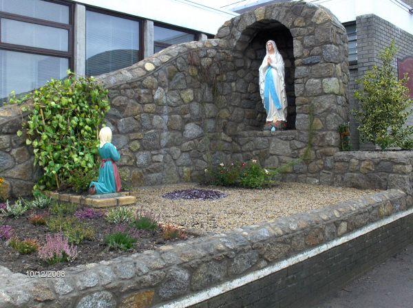 Nuestra Señora De Lourdes: Nuestra Señora De Lourdes En Galapagos!