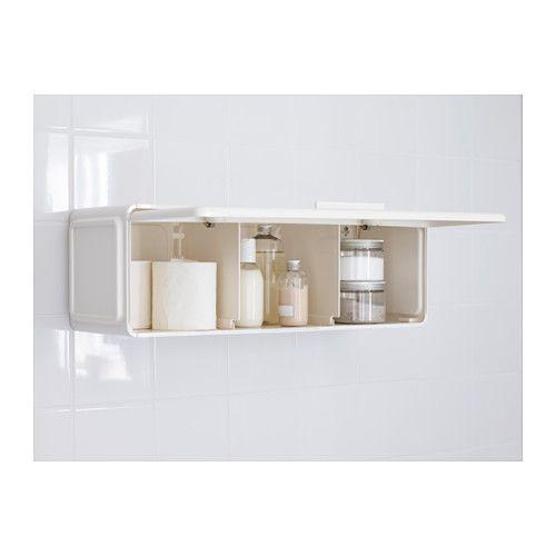 LEJEN Schrank - weiß, 20x62 cm - IKEA