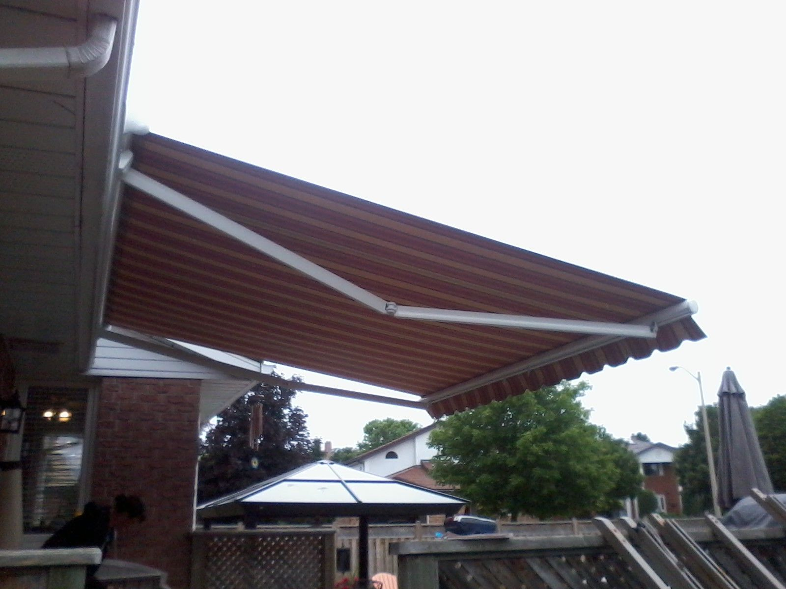roof mount awning   Exterior design, Awning, Decor