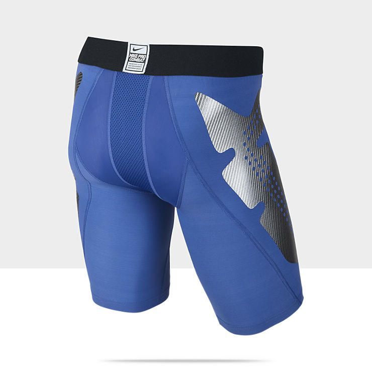 Nike Pro Combat Hyperstrong Compression Slider Mens Football Shorts