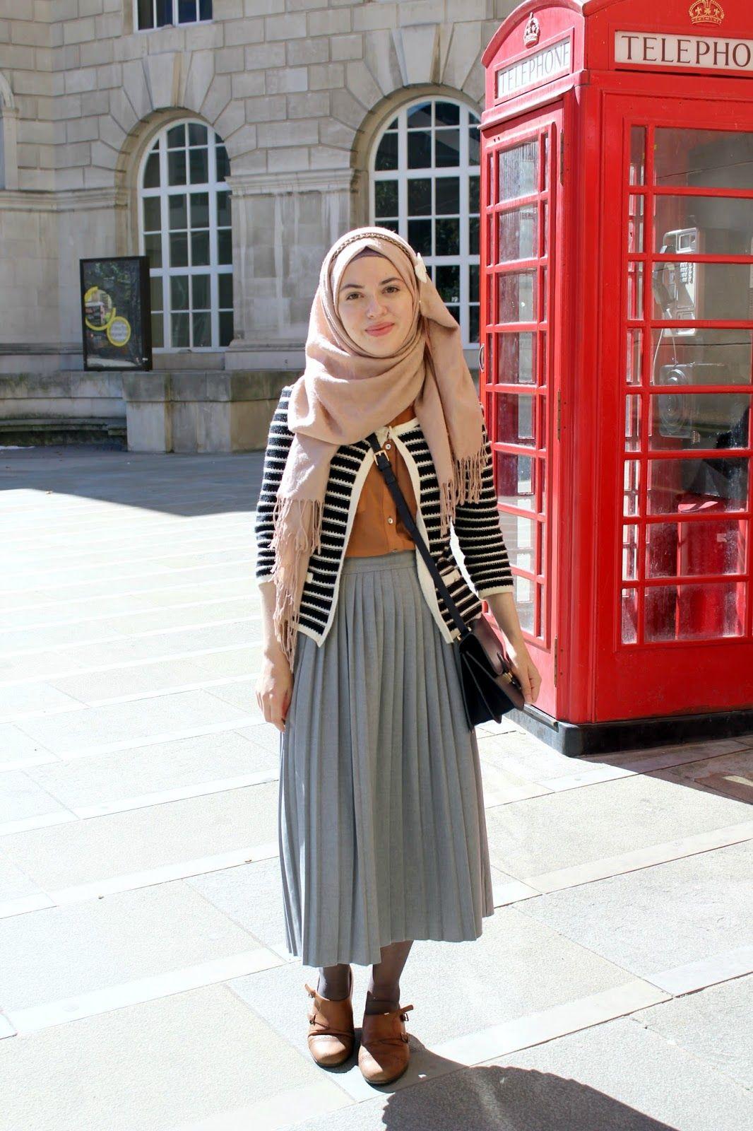 Inspirasi Gaya Hijab Vintage Fashion Model Pakaian Hijab Model Pakaian Gaya Berpakaian