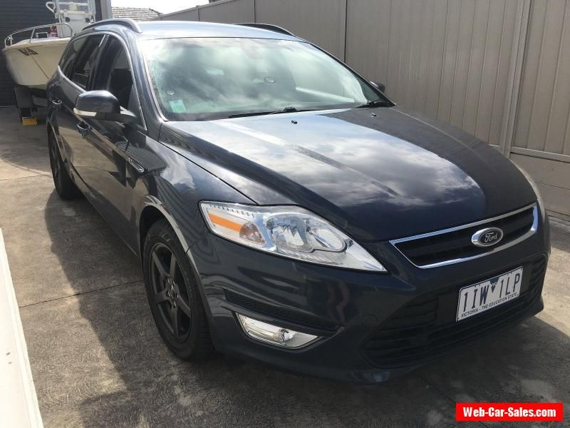 Ford Mondeo Zetec Wagon In Great Condition For Australia