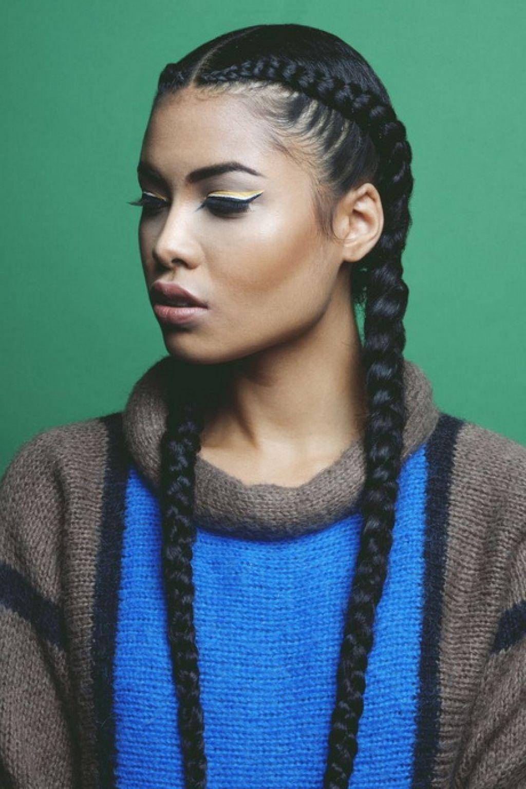 Afrikanische Box Zopfe Frisuren Fur Frauen Brautfrisuren Haar