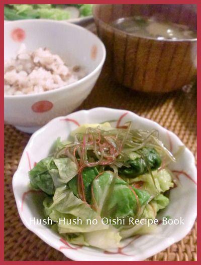 ♪簡単!速攻レシピ★白菜のお漬物★♪ by Hush-sanさん | レシピ ...