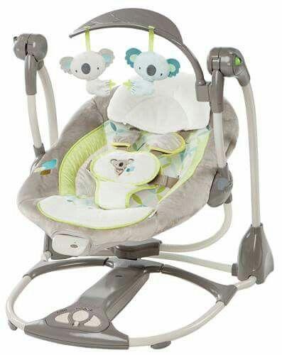Koala Bear Themed Swing Baby Essentials Baby Swings