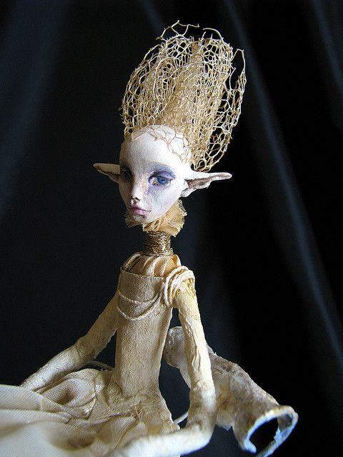 Portrait by Tireless Artist, via Flickr