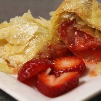 Image for Strawberry Strudel