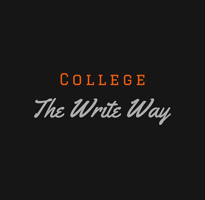 College admissions essay editing