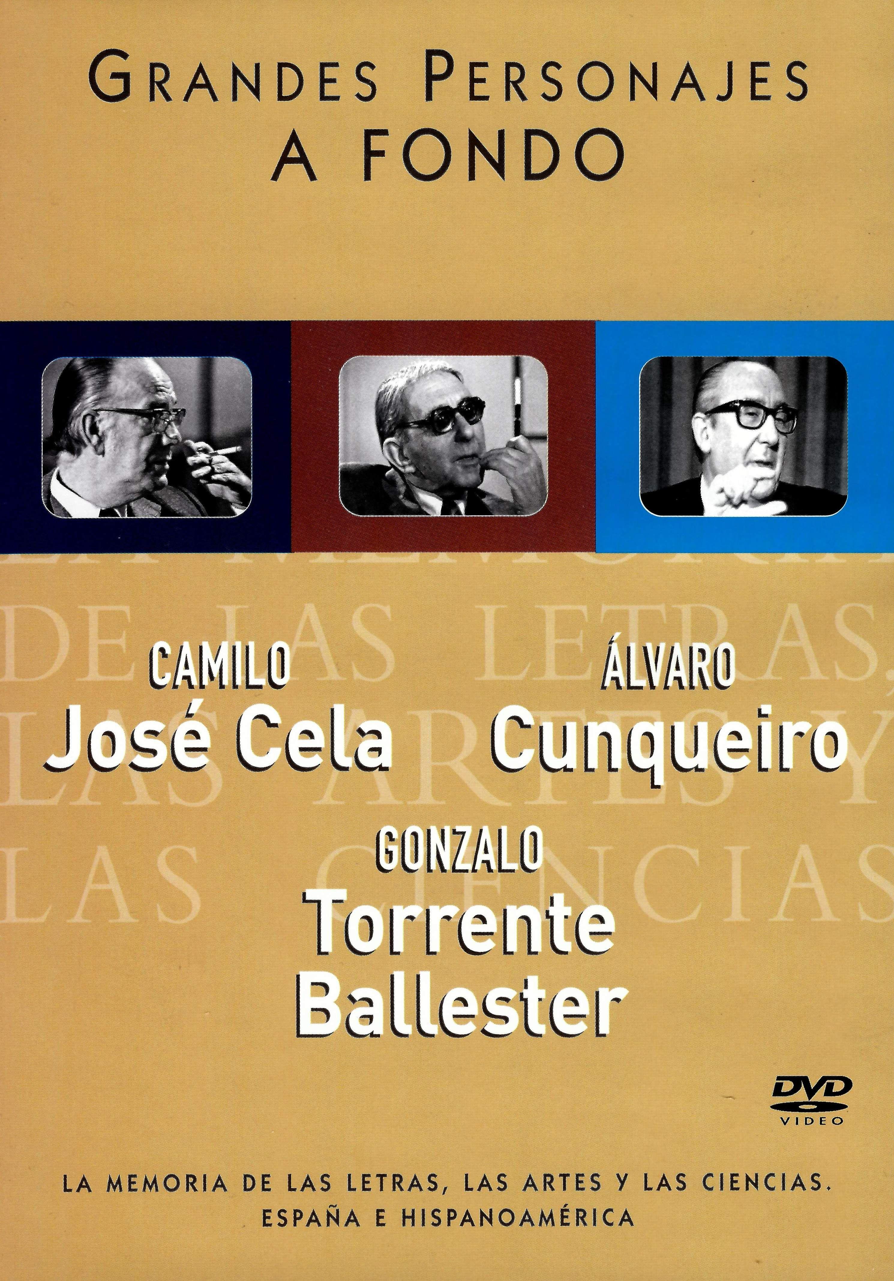 GRANDES PERSONAJES A FONDO. Tres escritores gallegos fundamentales ...