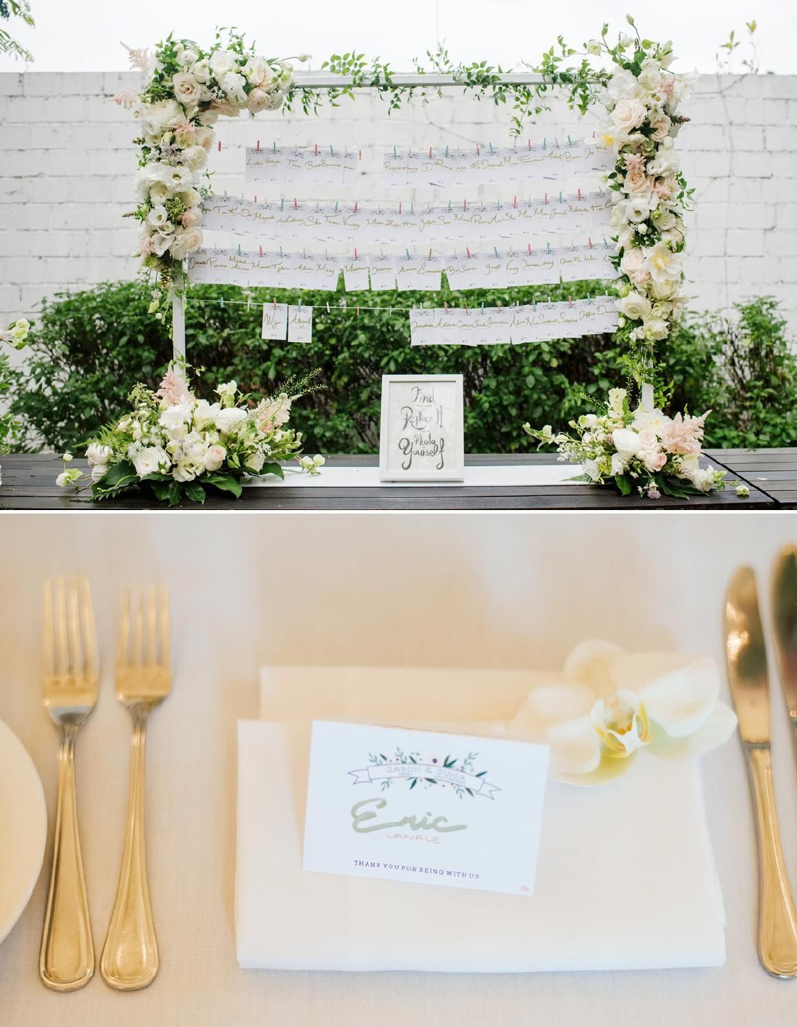The Wedding Notebook July 2015 | Wedding notebook, Seating cards and ...