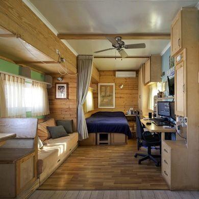 die besten 25 haus auf r dern ideen auf pinterest kleines haus auf r dern kleines haus auf. Black Bedroom Furniture Sets. Home Design Ideas
