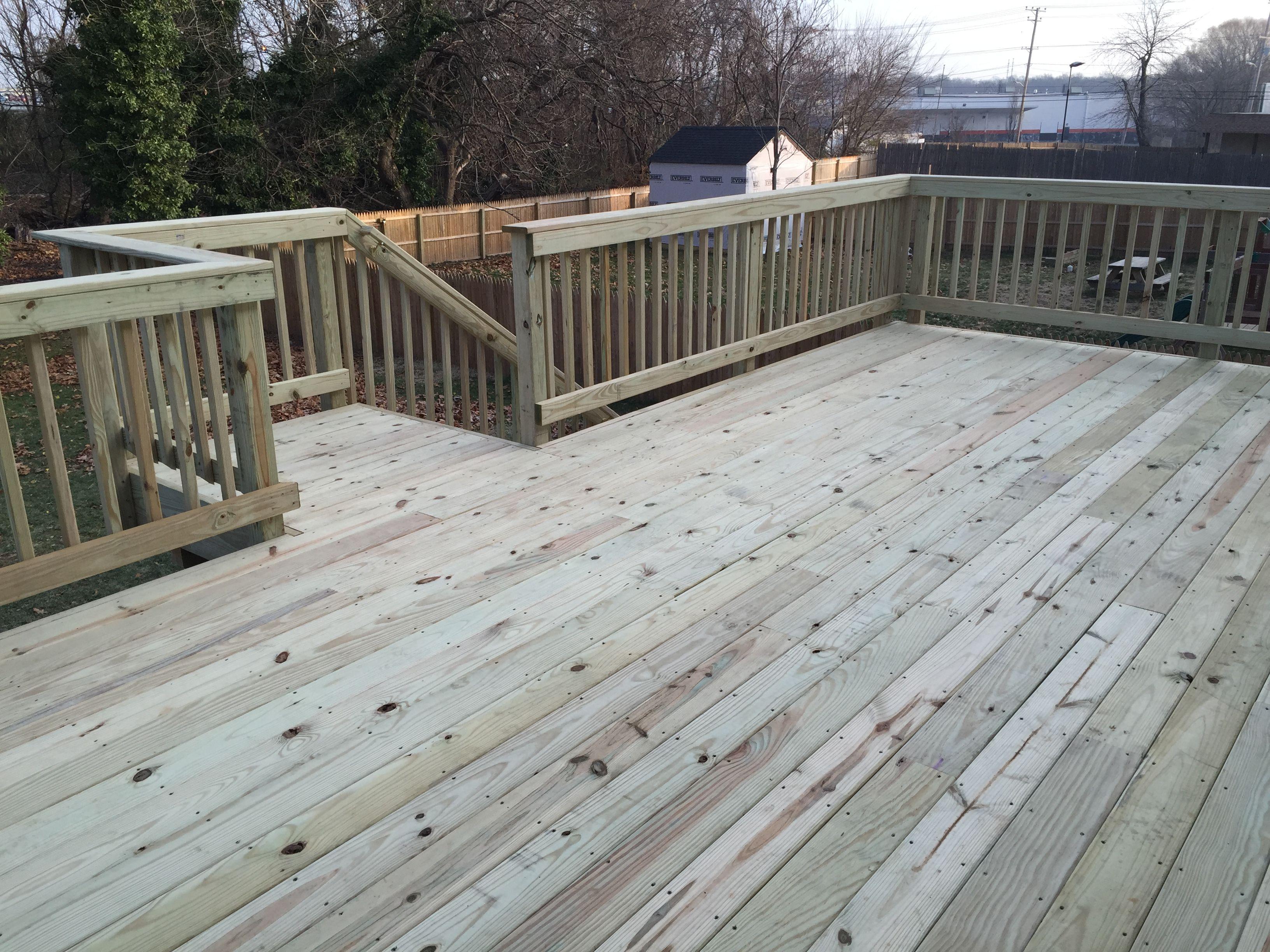 Standard 5 4 Pressure Treated Deck W Wood Wrap Wood Handrail | Pressure Treated Wood Handrail | Menards | Deck Handrail | Cedartone Premium | Treated Pine | Treated Deck Stairs