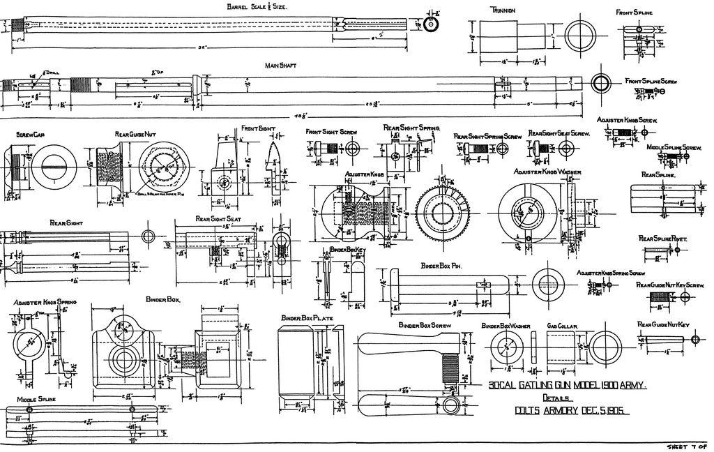 3d models of weapons blueprints google the design of blueprints google malvernweather Images