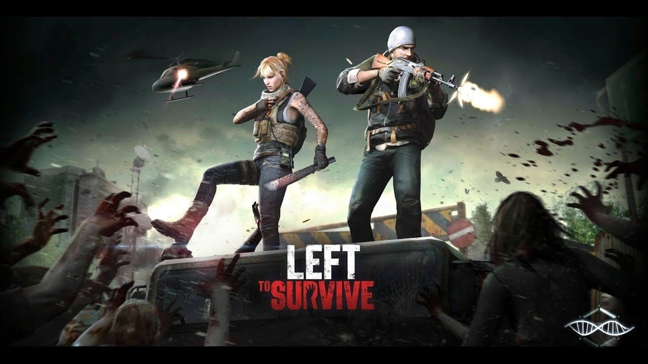 Left To Survive Mod Apk 3 7 1 Unlimited Bullets Download Hack