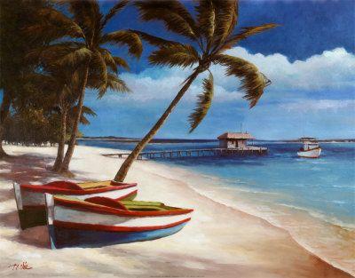 """""""Two Boats"""" by T. C. Chiu"""