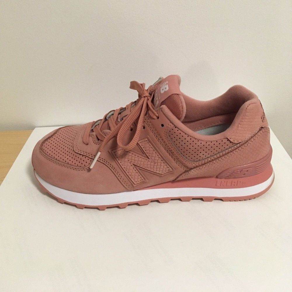 online here buy best high fashion New Balance Classic 574 Women's Shoes Dusty Rose Sz 9 ...