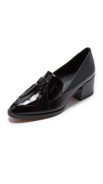 64b5fdb83de REBECCA MINKOFF Edie Patent Loafers.  rebeccaminkoff  shoes  flats ...
