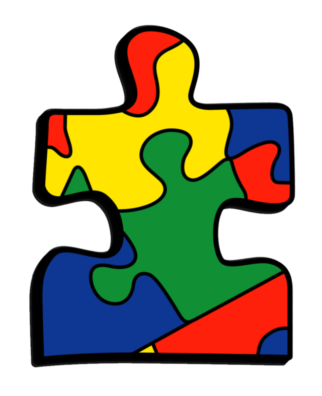 Pin By Adri On Autism Art Puzzle Piece Art Autism Puzzle Piece Autism Art