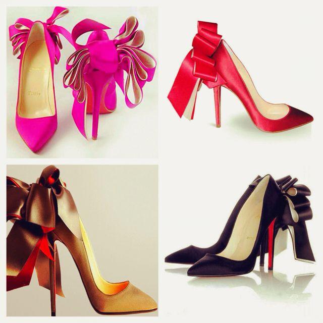c78a606030d christian louboutin anemone stiletto pumps | fashion | Christian ...