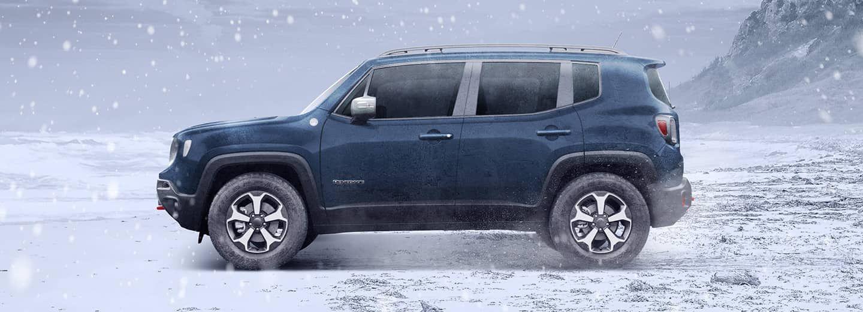 Neve Snow Jeep Jeep Renegade Novo Jeep
