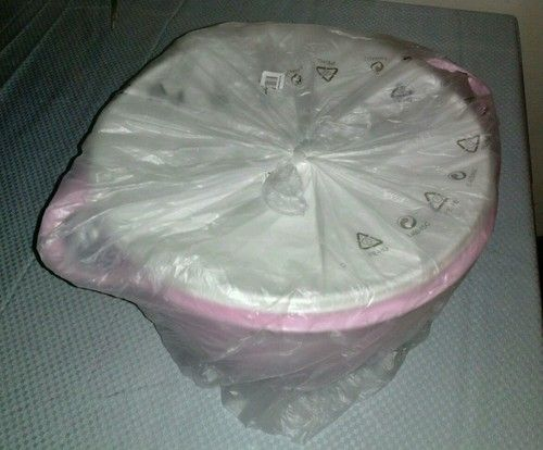 New pink Tupperware thatsa bowl 10 Qt.