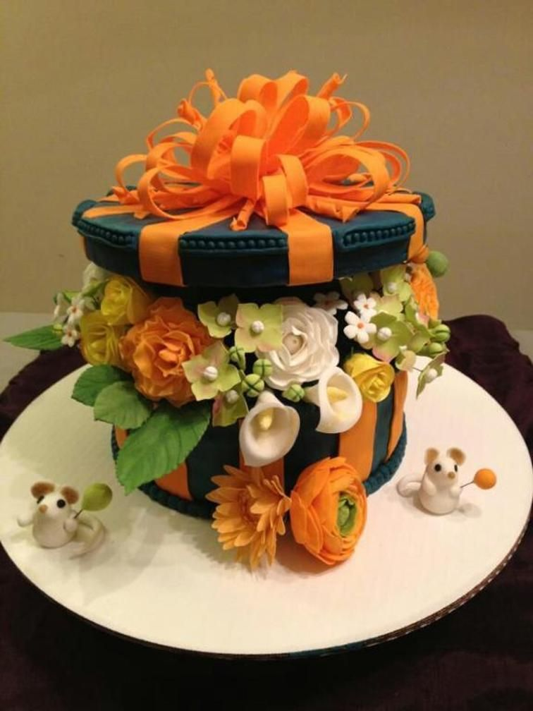Take your cake decorating skills to the next tier with ...