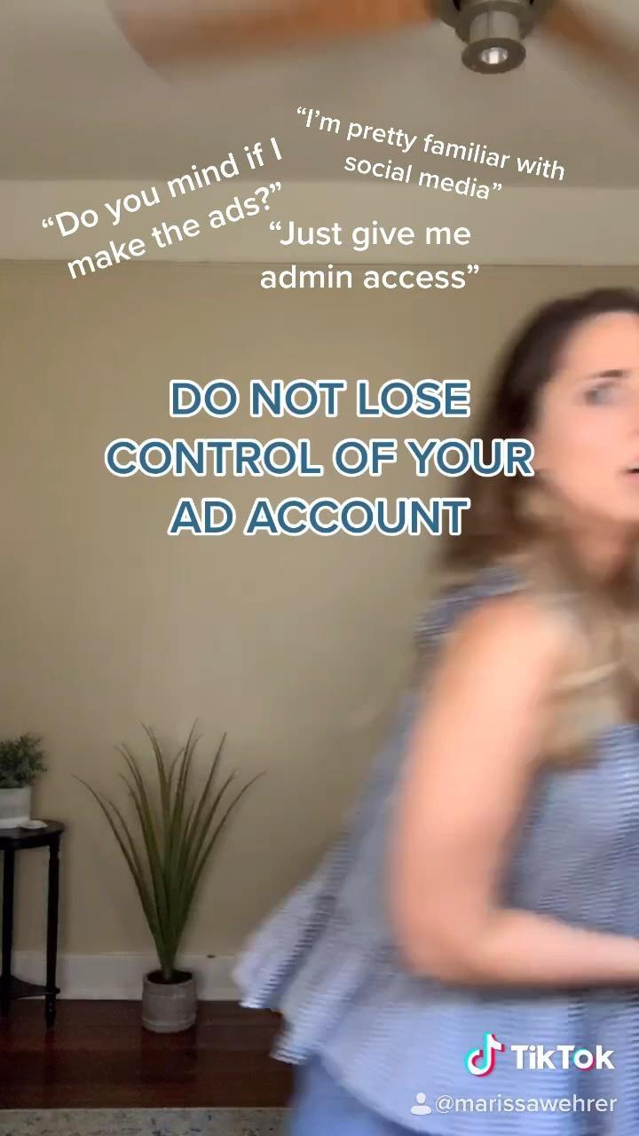 Tiktok Become A Patron Facebook Ads Coaching Video Video Facebook Video Ads Video Ads Instagram Story Ads