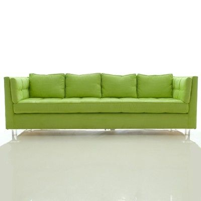 Lime Green Sofa Couch