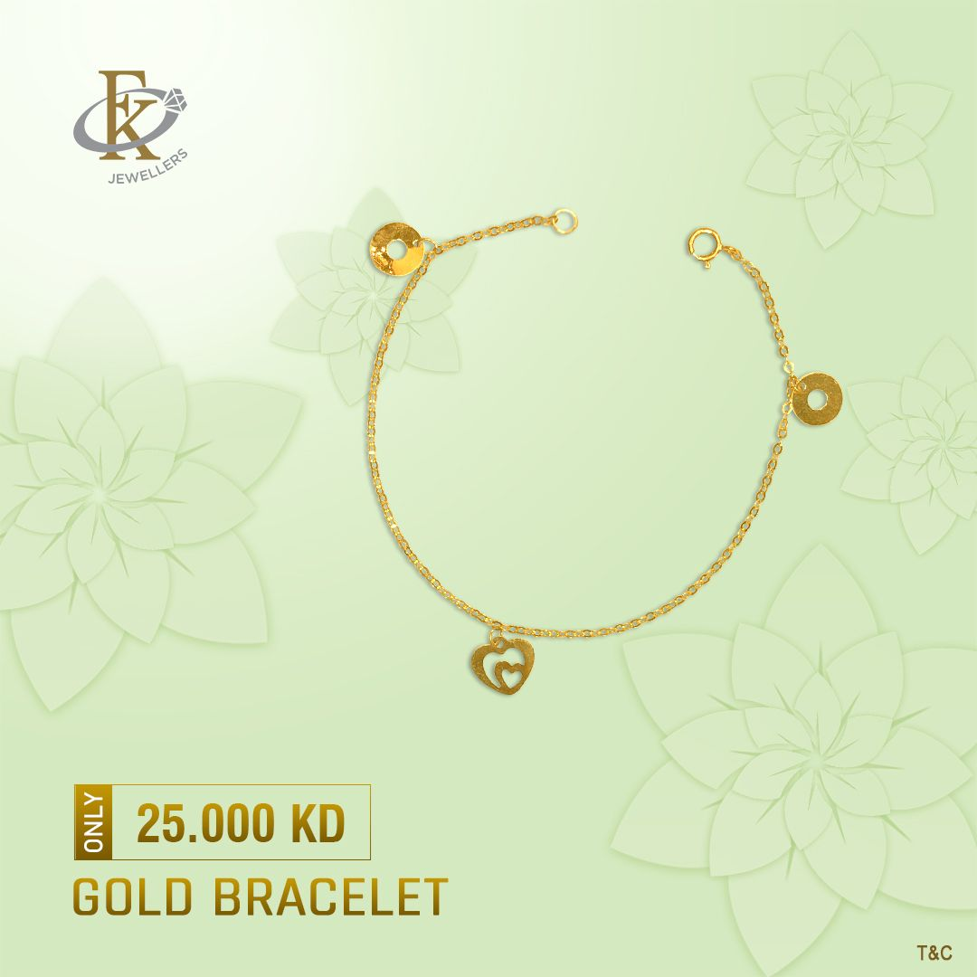 Give her the gift of exceptional quality with this timeless gold