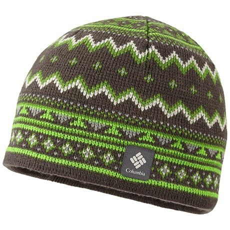 Columbia Sportswear Alpine Action Omni-Heat® Beanie Hat (For Men and Women) c697d02279b