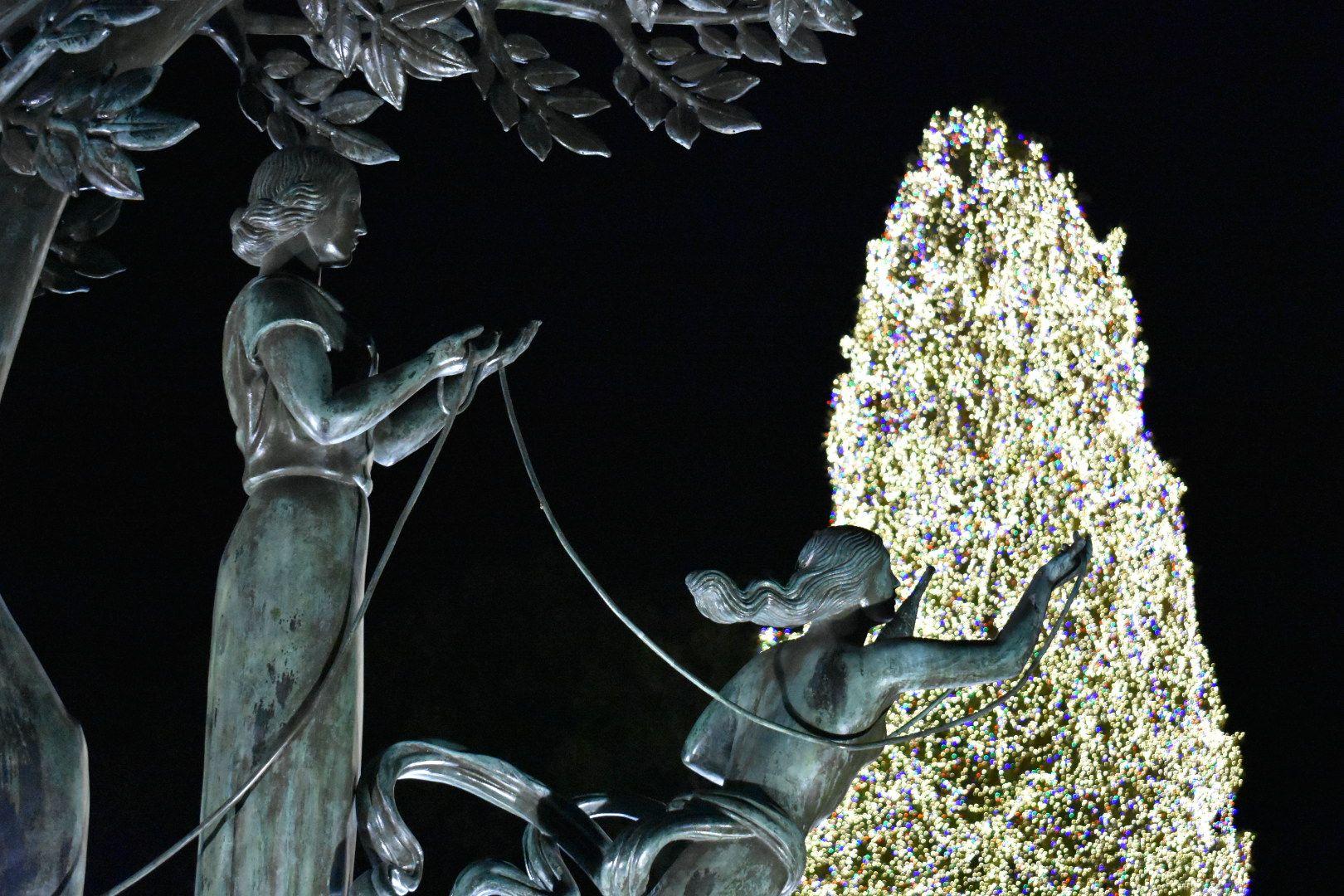 Brookgreen Gardens Nights of a Thousand Candles