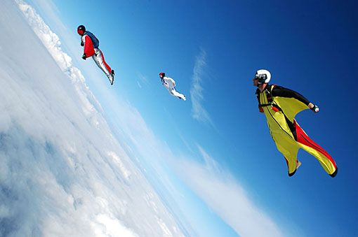 Would Definitely Do This If I Ever Have The Opportunity Watch The Video Http Www Youtube Com Watch V Ttz5oppf1js Fe Wingsuit Flying Skydiving