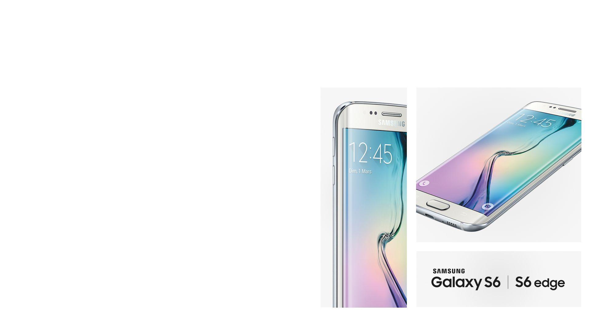 Du 1er juillet au 16 août 2016 inclus, Samsung vous rembourse jusqu'à 50€ pour l'achat d'un Galaxy  S6 ou S6 edge.